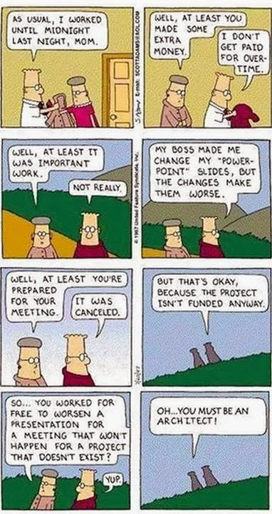 dilbert architect