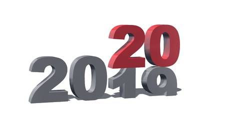 124191160-new-year-from-2019-to-2020-colored-3d-numbers-with-shadow-on-a-white-background
